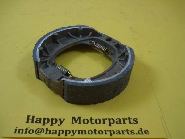 HMParts - Roller GY6 - Bremsbeläge Typ15