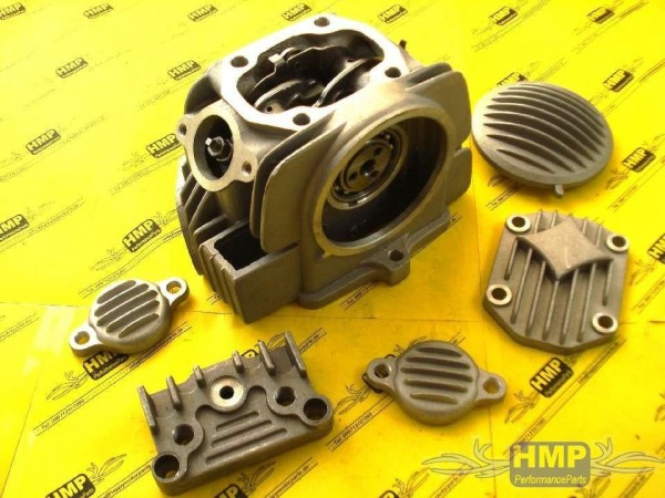 HMParts China Dirt Bike / Pit Bike Zylinderkopf / cylinder head - YX 140 ccm
