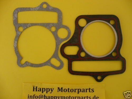HMParts Pit / Dirt Bike / Quad / ATV Top End Dichtsatz - Ducar 125 ccm