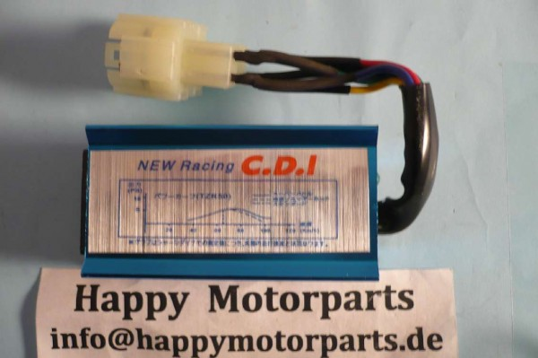 Dirt Bike / ATV / Pit Bike Racing CDI - 125 ccm - 6 Pin