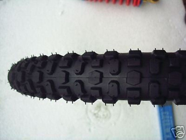 HMParts - Dirt Bike Pit Bike Cross Enduro - Reifen 2.50 x 14