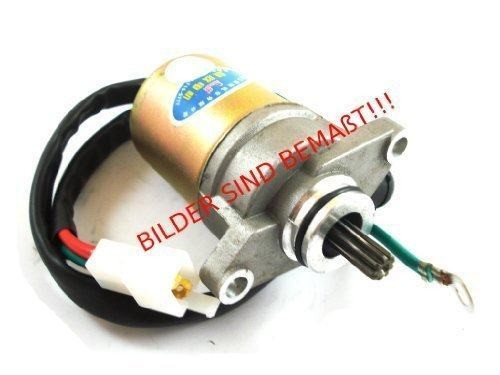 HMParts - Quad ATV Buggy Scooter Anlasser E- Starter GY6 50 ccm Typ 4