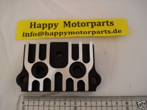 HMParts - Dirt Bike Pit Bike ATV Quad Monkey Dax - Ölkühler Anschluss Adapter