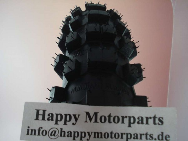 HMParts Moto Cross / Dirt / Pit Bike Reifen 90/100-18 - 49J