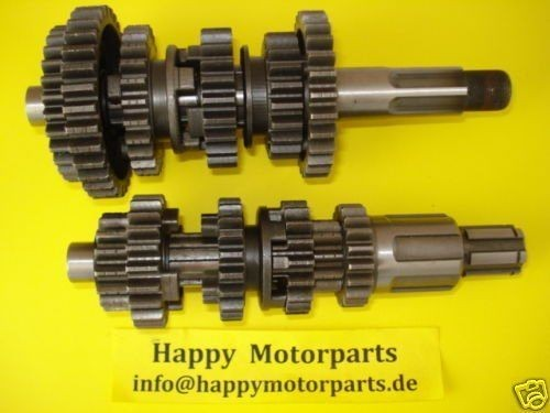 HMParts Dirt Bike / Pit Bike / Quad / ATV Getriebe - ZongShen 250 ccm - wk - Typ9