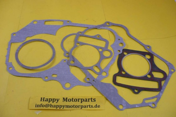 HMParts - Dirt Bike Pit Bike ATV Quad Motordichtsatz Ducar 140 ccm