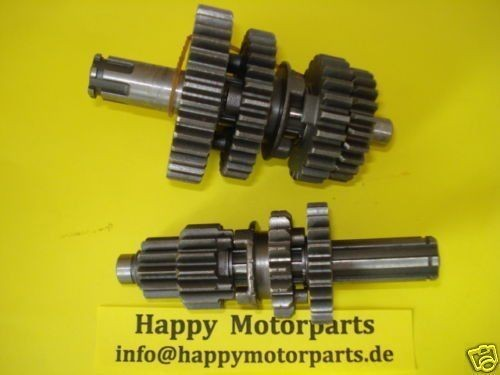 HMParts Dirt Bike / Pit Bike / Monkey /ATV Getriebe Ducar 125ccm - Typ2
