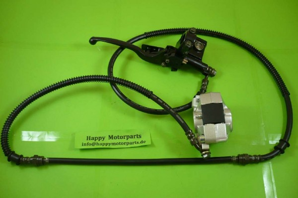 HMParts - Quad ATV - Bremsen - SET - 50 - 250 ccm - Typ10
