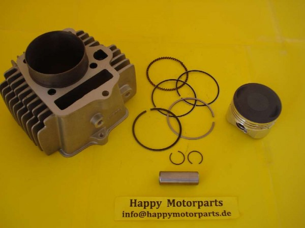 HMParts Pit Bike / Dirt Bike / Monkey Zylinder SET - Lifan 150 ccm