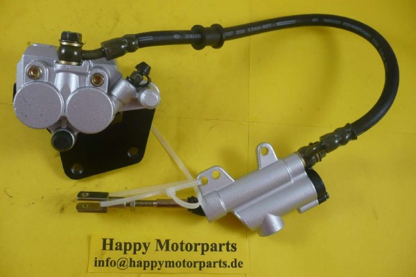 HMParts - Motocross Dirtbike Pitbike - Bremsen SET 50 - 250 ccm Typ7