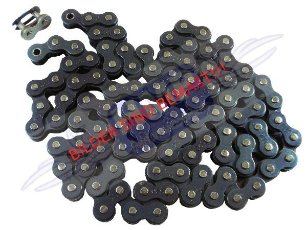 HMParts - ATV Quad Pit Bike Dirt Bike Kette chain - 520 - 40 Glieder