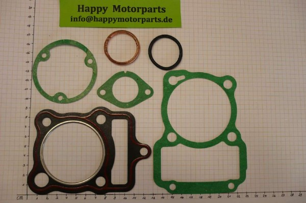 HMParts ATV / Dirt Bike / Pit Bike Top End Dichtsatz - CG 150 ccm
