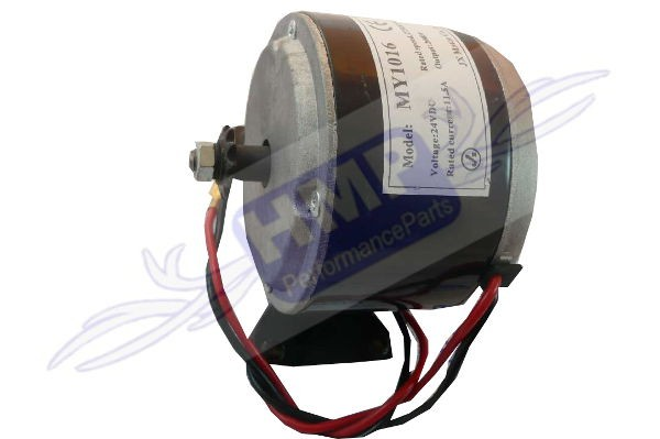 HMParts - E- Scooter Elektro Motor 24 V 200 W Model MY1016