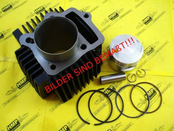 ATV / Quad Zongshen Zylinder-Set - 125 ccm - 54mm
