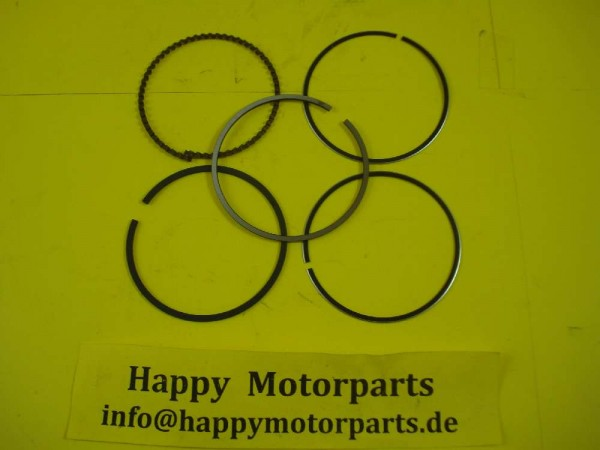HMParts Pit Bike / Dirt Bike Lifan Kolbenringe - 125ccm - Kb 14mm