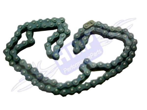 HMParts - Dirt Bike Moto Cross Pit Bike Kette chain 420 - 70 Glieder