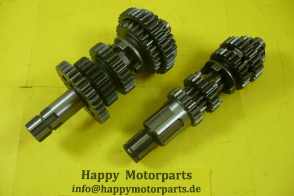 HMParts Dirt / Pit Bike / Monkey / ATV Getriebe CG 125 Typ6
